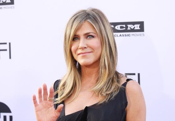 Jennifer Aniston Had Trouble Styling Friends Haircut