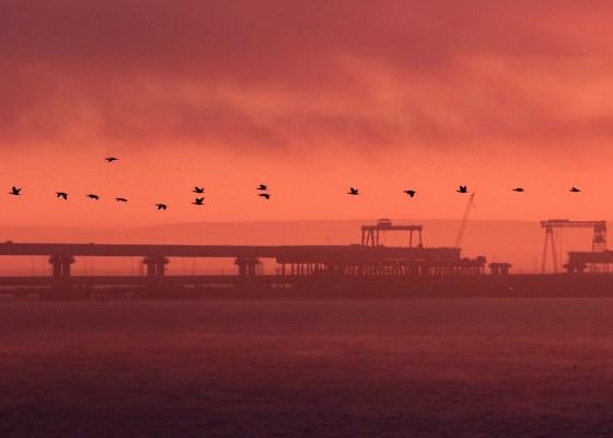 L'annexion rampante de la Russie frappe l'Ukraine en mer d'Azov 1