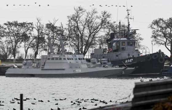L'annexion rampante de la Russie frappe l'Ukraine en mer d'Azov 2