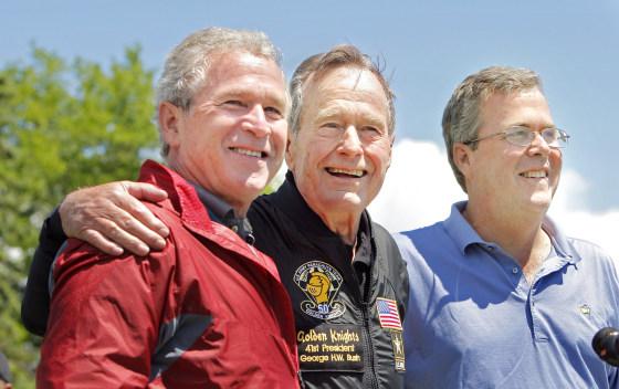 L'ancien président George H. W. Bush est mort à l'âge de 94 ans 2