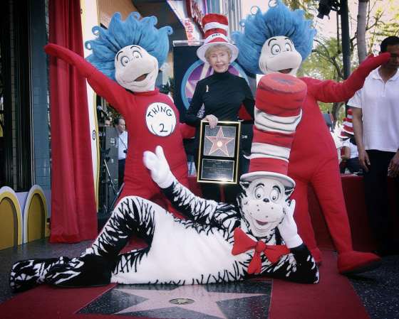 SEUSS GEISEL THE CAT IN THE HAT