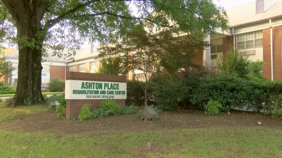 Image: The Ashton Place Rehabilitation and Care Center in Tennessee.