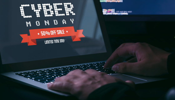 Image: Cyber Monday