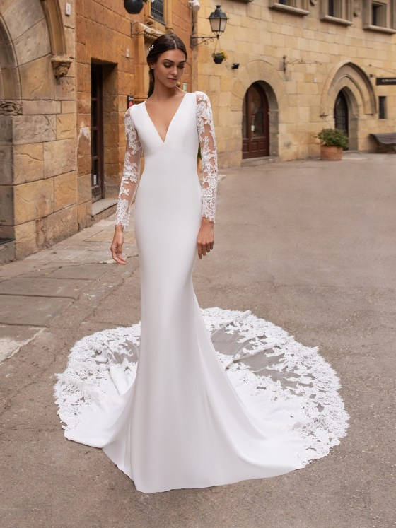 5 Bridal Trends That Will Be Everywhere In 2020 According To Kleinfeld Bridal,Sophia Tolli Wedding Dress Prices