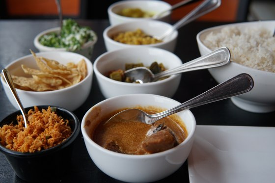 South Asian eateries in U.S