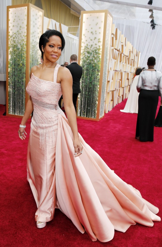 مبروك الحساسية شارب Regina King Oscar Dress Psidiagnosticins Com