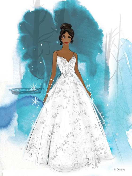 Disney Princess Wedding Gowns Are Coming To A Bridal Boutique Near You