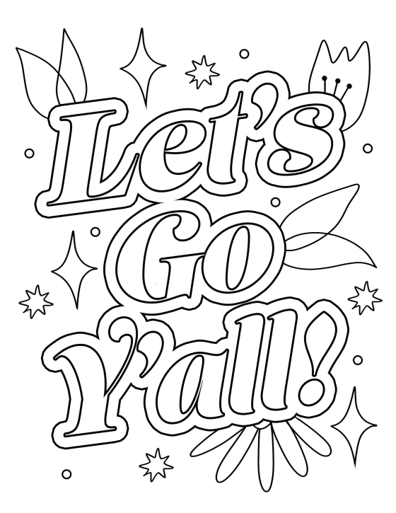 Download Free Printable Coloring Sheets - By TODAY Show