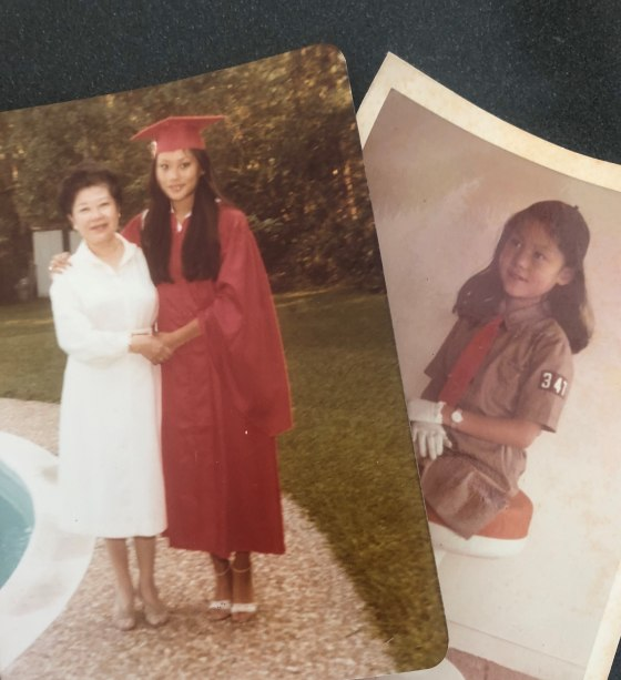 Linda Ong grew up in Texas in the 1970s.