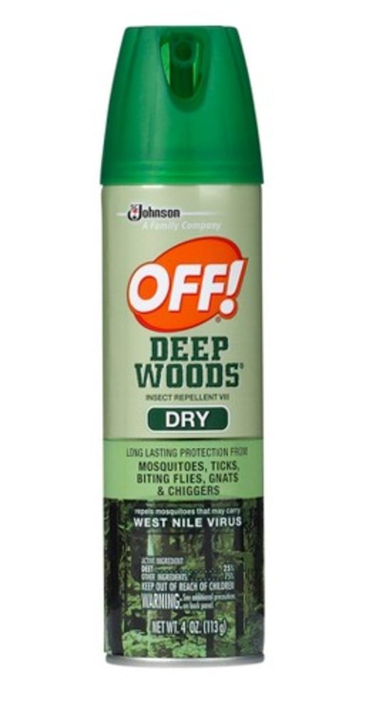 Off! Deepwoods VIII