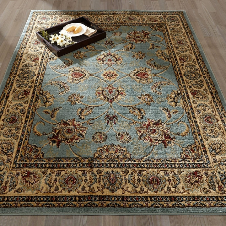 Ottomanson Royal Collection New Traditional Oriental Area Rug