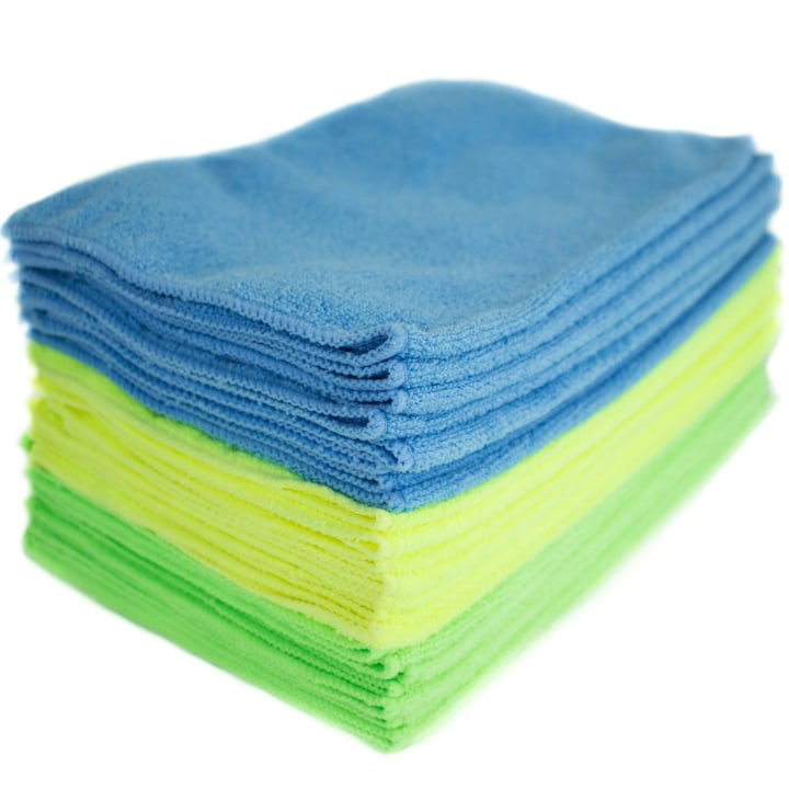 How To Use A Microfiber Cloth To Clean Your Home