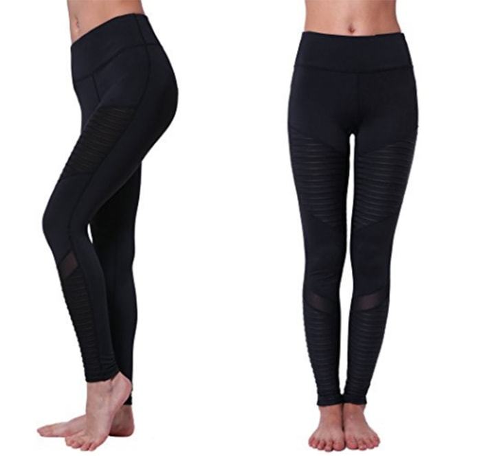 Cheap Leggings And Yoga Pants On Amazon For $20 Or Less