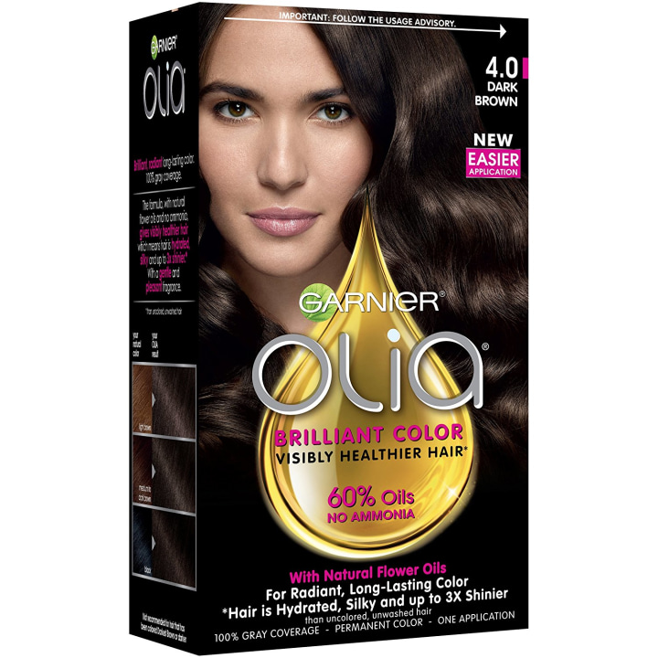 5 pro quality at home hair dyes that let you skip the salon garnier olia oil powered permanent hair color solutioingenieria Gallery