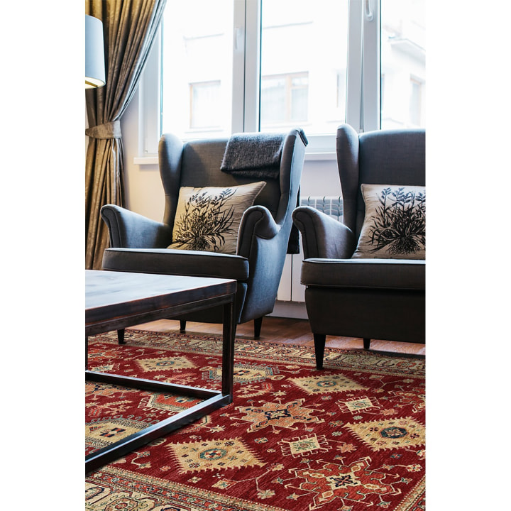 The Best Rug Is This Spill Proof Machine Washable Rug