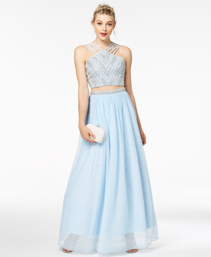 Say yes to these 8 gorgeous and flattering prom gowns