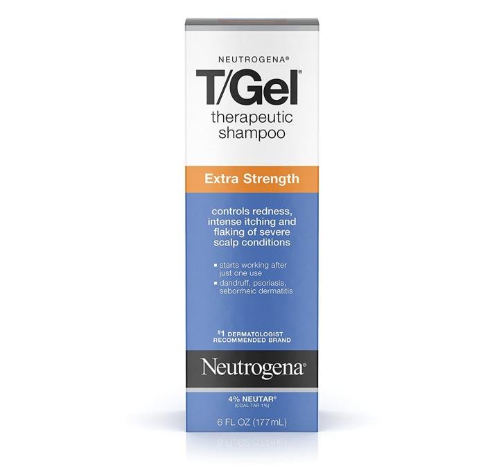6a318fa6c84 Neutrogena T/Gel Therapeutic Shampoo Extra Strength