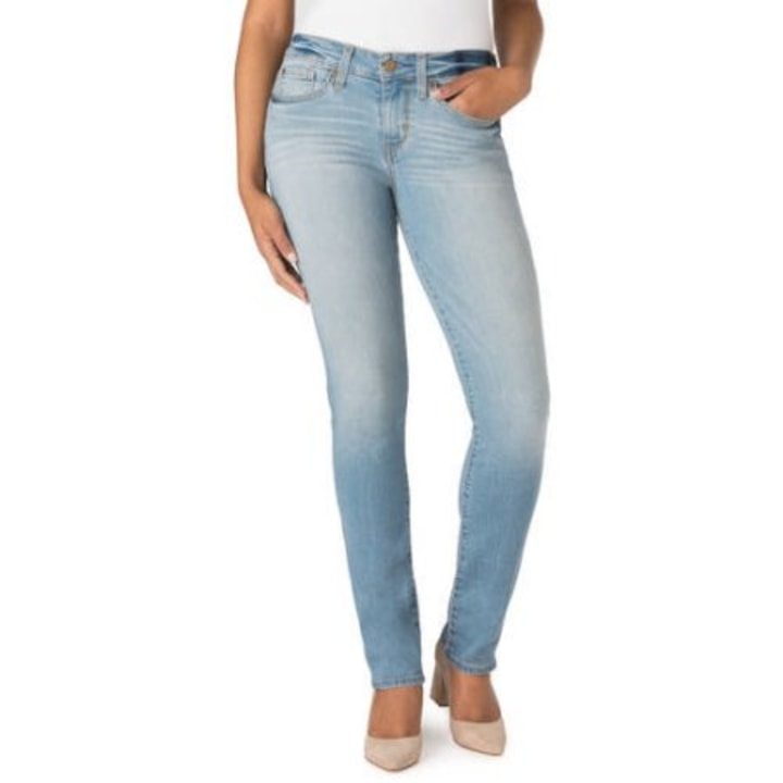 9138ceb7ec7 Signature by Levi Strauss   Co. modern straight jeans ·  20. Walmart