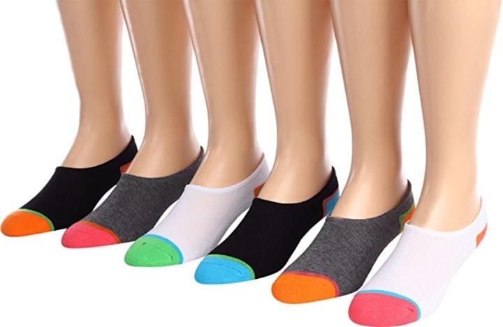 b5caf0cb537 Converse Women s Made for Chucks socks (6-Pair Pack)