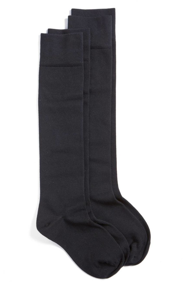 Nordstrom 2-Pack Knee High Socks