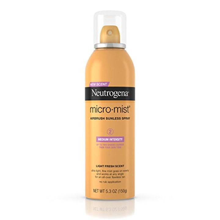 Neutrogena MicroMist tanning sunless spray 12be519c7