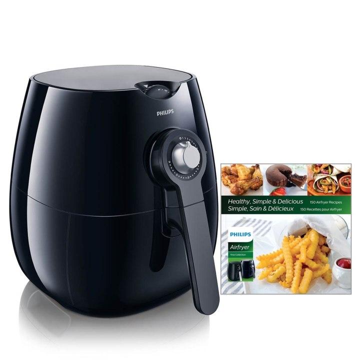 philips hd922028 viva airfryer - Think Kitchen Air Fryer