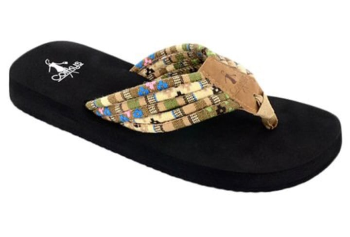 4e04a10fe673 The most comfortable flip-flops ever just might be Corkys