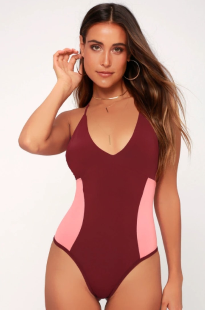 01b782254b The best one-piece swimsuits to flatter every body shape in 2019