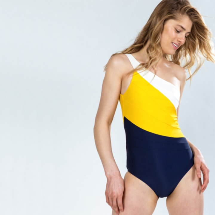 785ad01d23e The best one-piece swimsuits to flatter every body shape in 2019