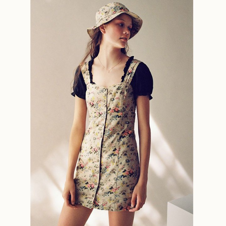 Laura Ashley And Urban Outfitters Serve Up 90s Nostalgia