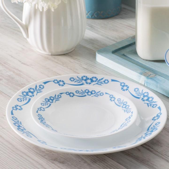 cfd9915e3f732 CorningWare dishes in 'cornflower blue' are back in stock