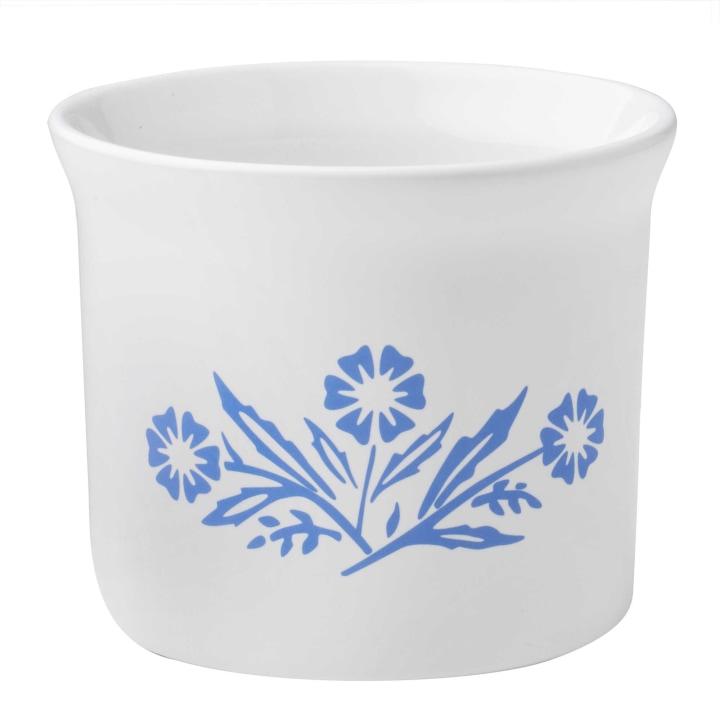 Corningware Dishes In Cornflower Blue Are Back In Stock