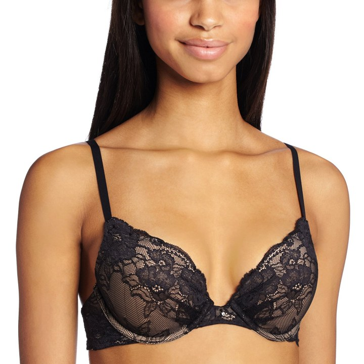 cae271d4f4399 Maidenform Women s Ultimate Lace Push-Up Bra