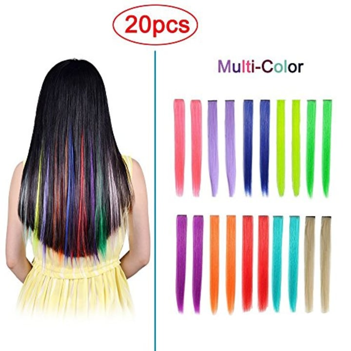 Hair Color For Kids Tips And Safe Products For Dyeing Kids Hair