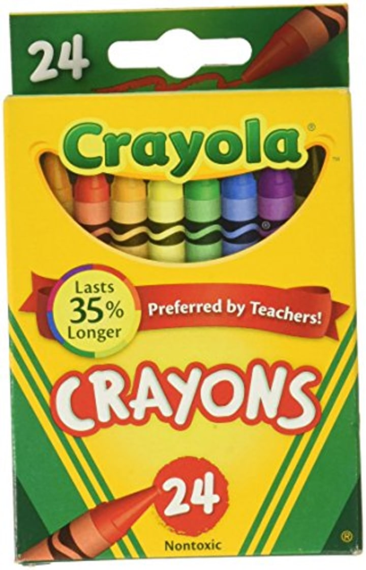 Lot of 100 Coloring Books /& 4 Pack Crayons Combo Kids