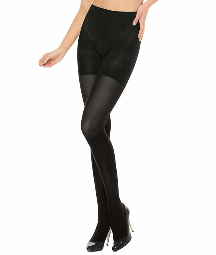 54b613b4b4474 Spanx Assets Women's Label Shaping Tights
