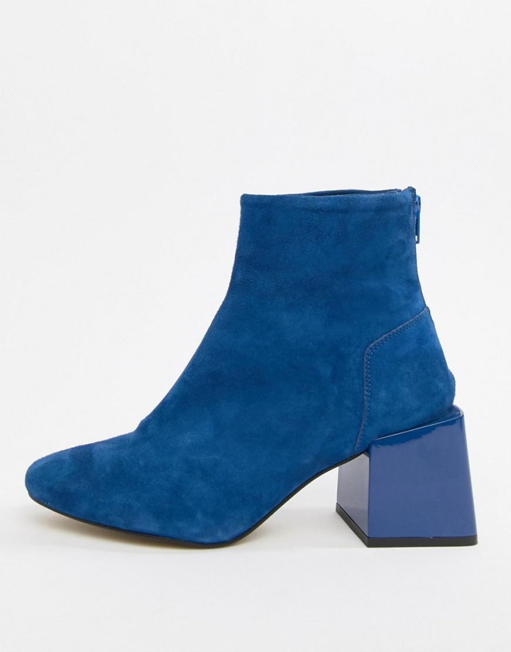 new york catch matching in colour The 25 Pairs of Non-Black Women's Ankle Boots You Need For Fall