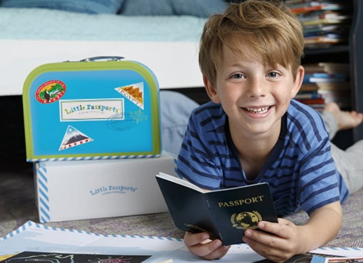 Little Passports World Edition Subscription
