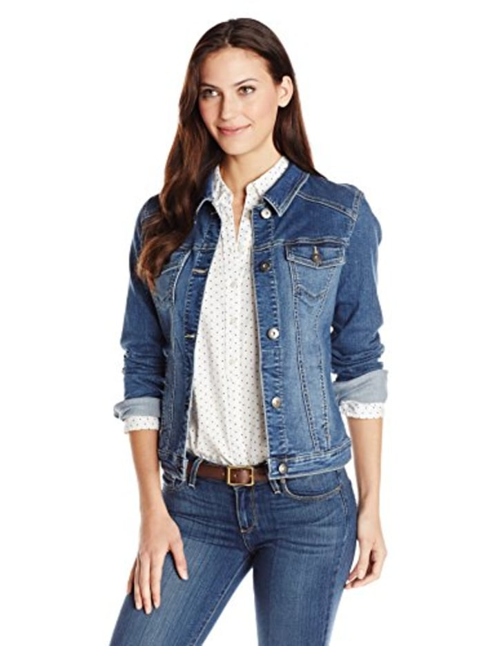 44b047fc3 These are the best jean jackets for spring 2019