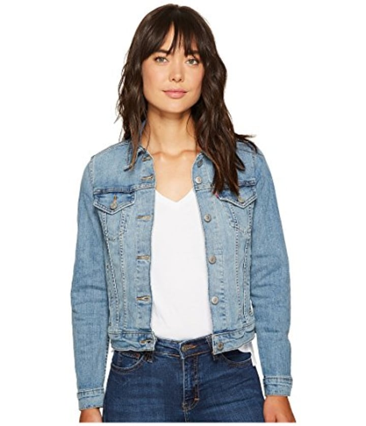 4fb29b681bc These are the best jean jackets for fall 2018