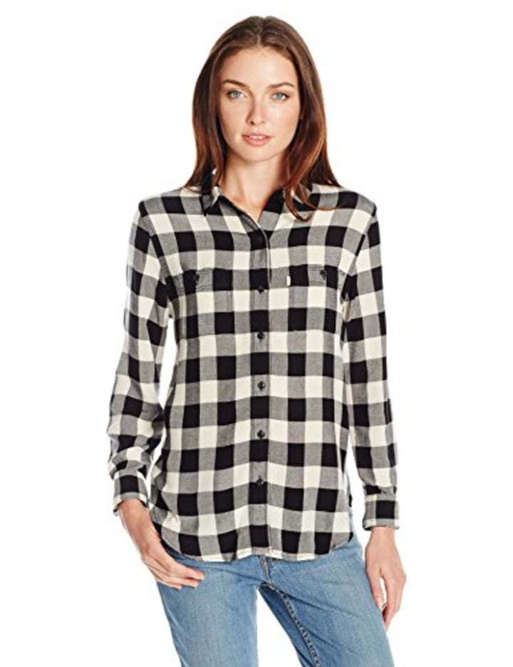 fd696340b31 10 best flannel shirts for women and how to wear them this fall