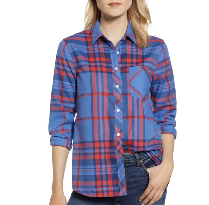 10 Best Flannel Shirts For Women And How To Wear Them This