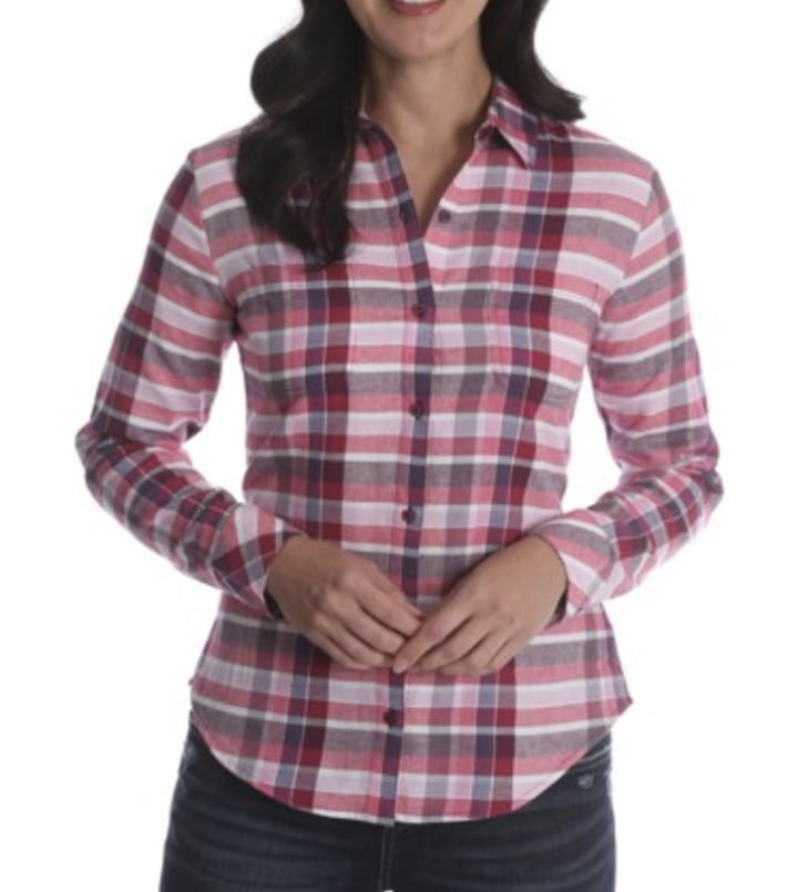 0c0b7c8e 10 best flannel shirts for women and how to wear them this fall