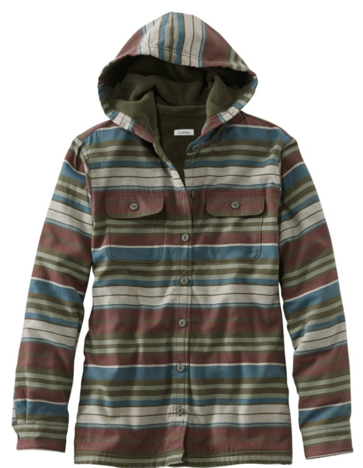 2daefac0 10 best flannel shirts for women and how to wear them this fall