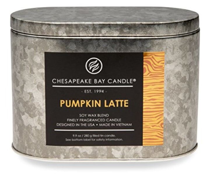 The best-smelling pumpkin candle on Amazon is perfect for fall