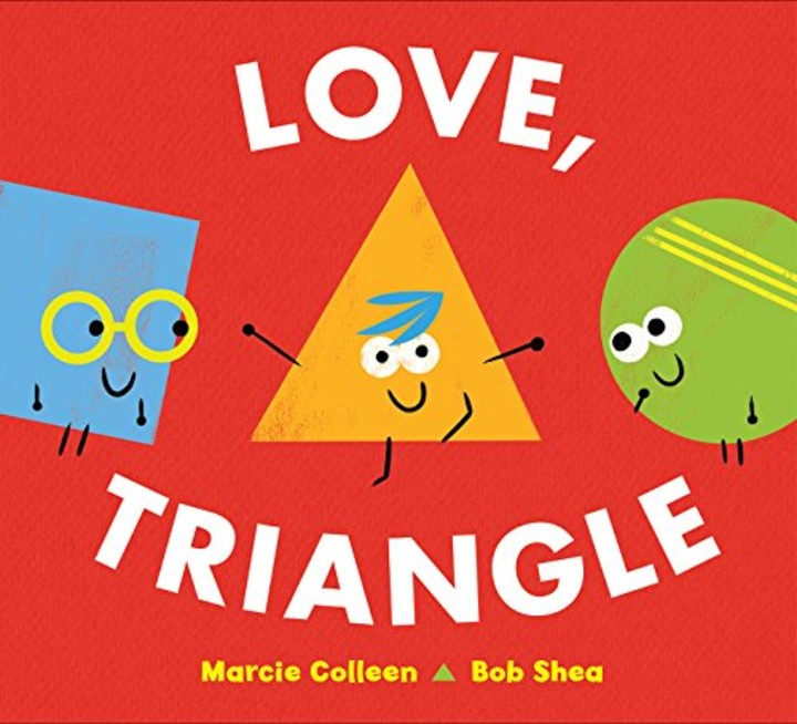 Love Triangle By Marcie Colleen And Bob Shea