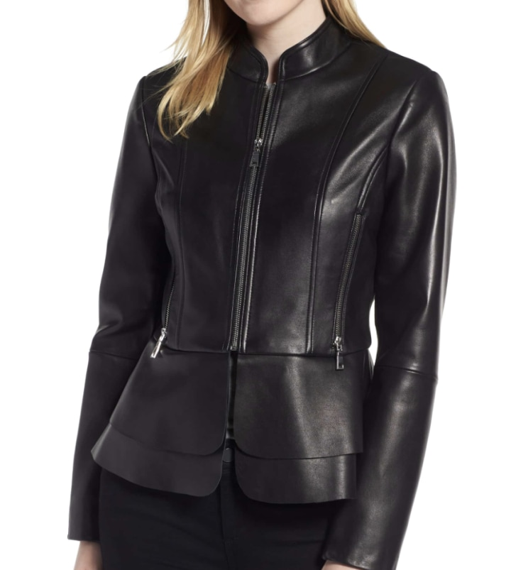 The 9 Best Leather Jackets For Women You Need For Fall 2018