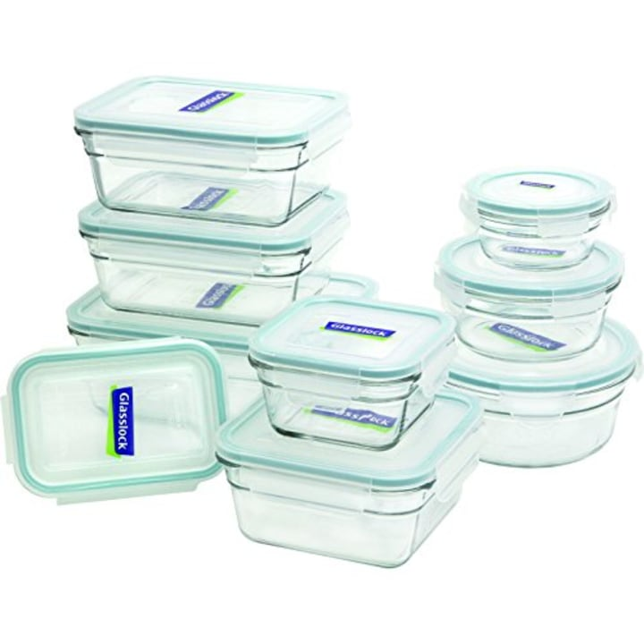 Food Storage Containers We Love Rubbermaid Pyrex Oxo And More