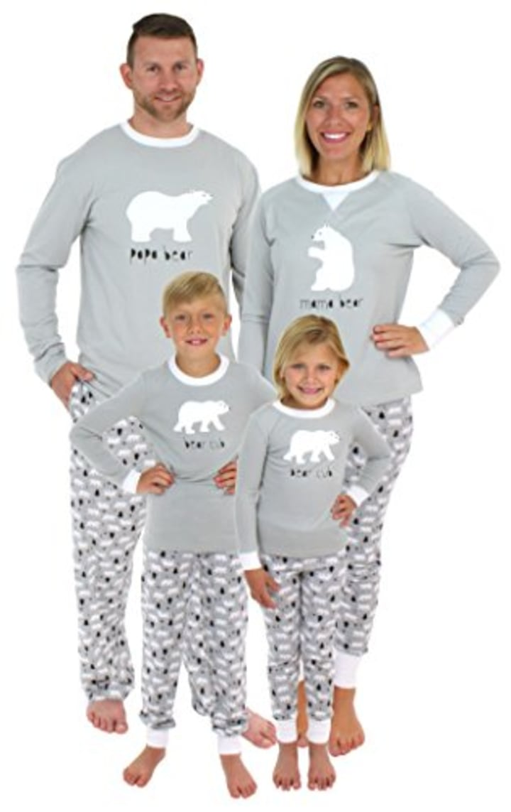 73a89adb56e2 12 best matching family pajama sets for Christmas or Hanukkah 2018