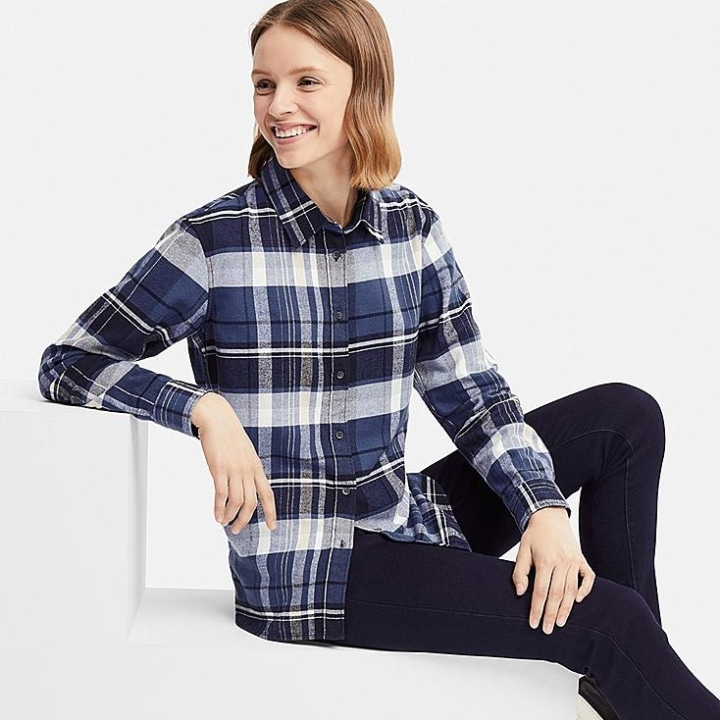 1bb19905720a4 10 best flannel shirts for women and how to wear them this fall